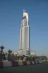 Addres Downtown Burj Dubai